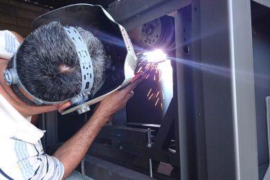 Fabricación de maquinaria para uso industrial en el sector forestal y maderero